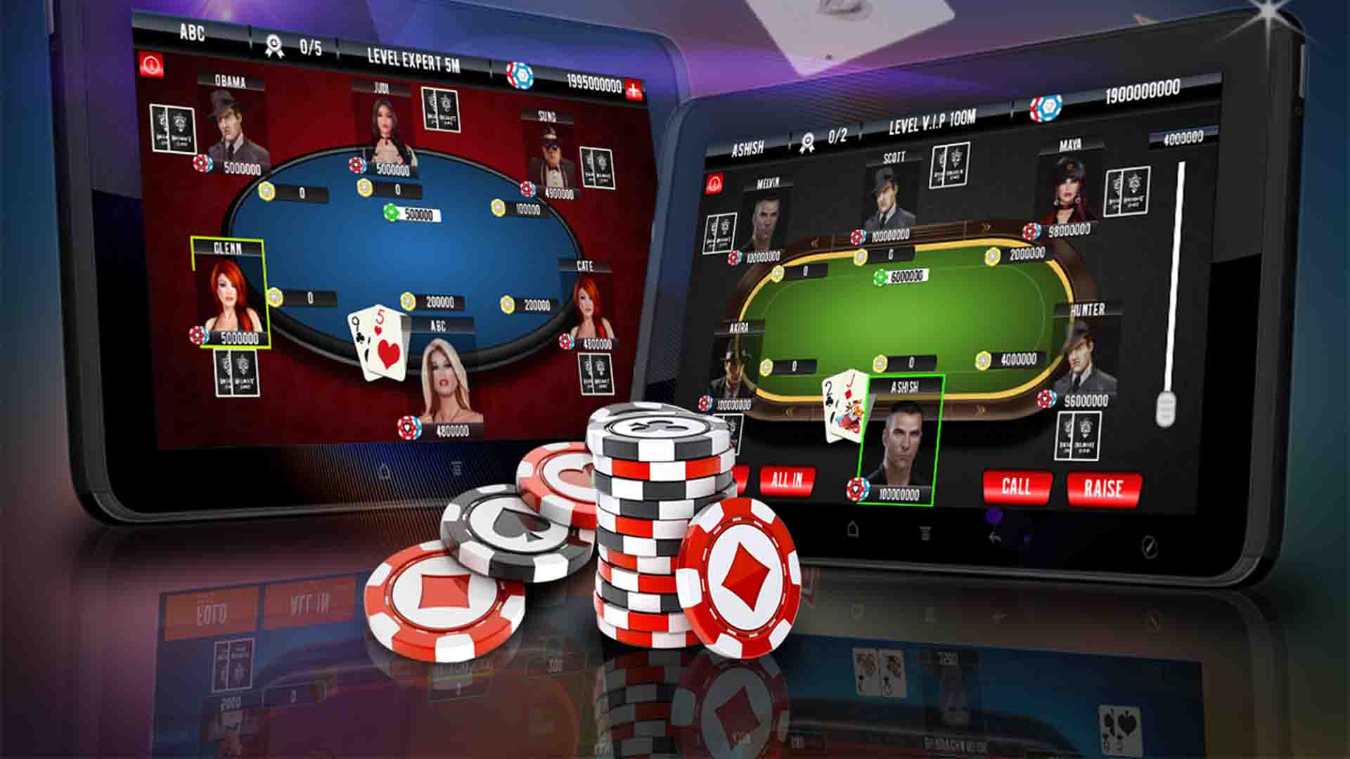 Go To Online Poker Room And Improve Your Skills - Online Poker Room